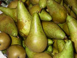 Peras - Pears